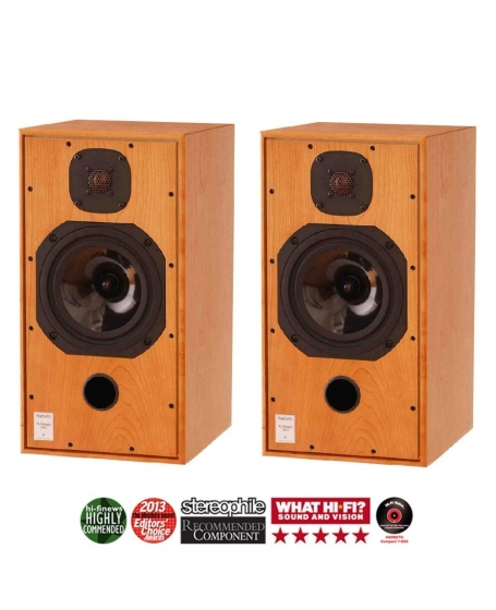 Harbeth HL-Compact 7ES-3 Loudspeaker With Stand, Hand Made In England ( PL )