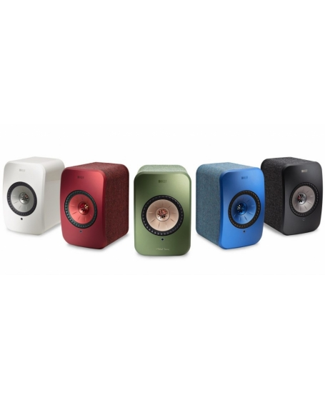 KEF LSX Wireless Music System