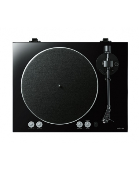 Yamaha TT-N503BL MusicCast VINYL 500 Wireless Stereo Turntable