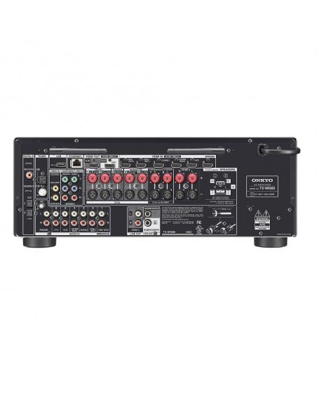 Onkyo TX-NR686 7.2Ch THX Atmos Network AV Receiver ( DU )