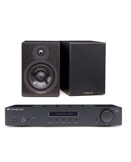 Cambridge Audio TOPAZ AM10 + Cambridge Audio SX50 Hi-Fi System Package
