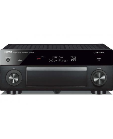 Yamaha RX-A1050 7.2Ch Atmos Network Av Receiver ( PL )