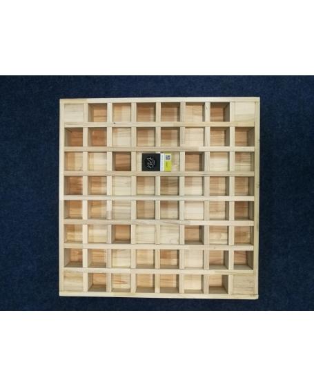 BA Cubical 2D Wood Diffuser60cm x 60cm x 5cm