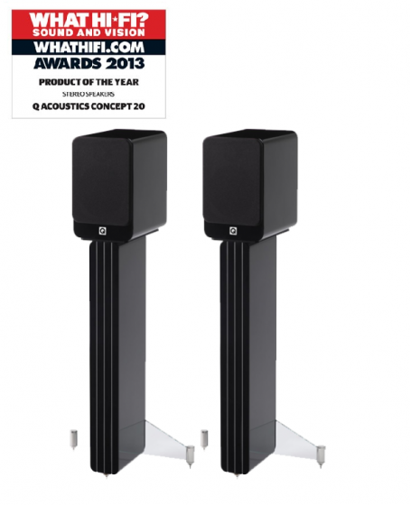 Q Acoustics Concept 20 With Original Stand ( PL )