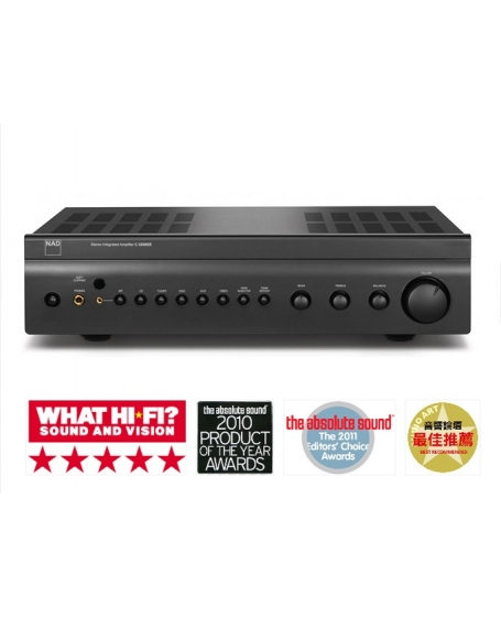 ( Z ) NAD C326BEE Stereo Integrated Amplifier ( DU ) - Sold Out 17/09/19