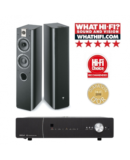 Roksan K3 Integrated Amp + Focal Chorus 716 Hi-Fi System Package