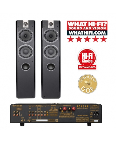Roksan K3 Integrated Amp + Focal Chorus 716 Hi-Fi System Package