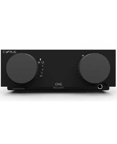 Cyrus One Amplifier Made In England + Elac B6.2 Hi-Fi System Package