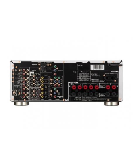 Pioneer VSX-1015TX 7.1 THX Channel A/V Receiver ( PL )