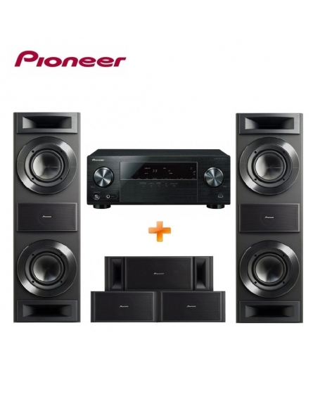 Pioneer 5.0Ch Home Theatre Package