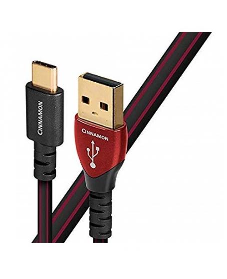 Audioquest Cinnamon Lightning USB Cable 1.5Meter