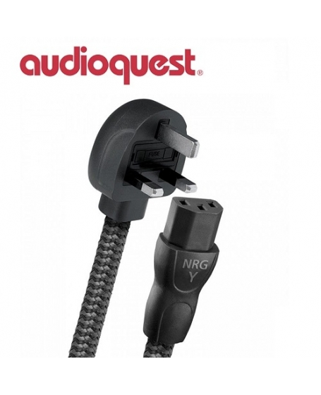 AudioQuest NRG-Y3 AC Power Cable 2Meter