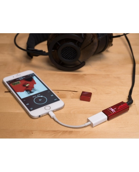 Audioquest DragonFly Red USB DAC/Headphone Amplifier