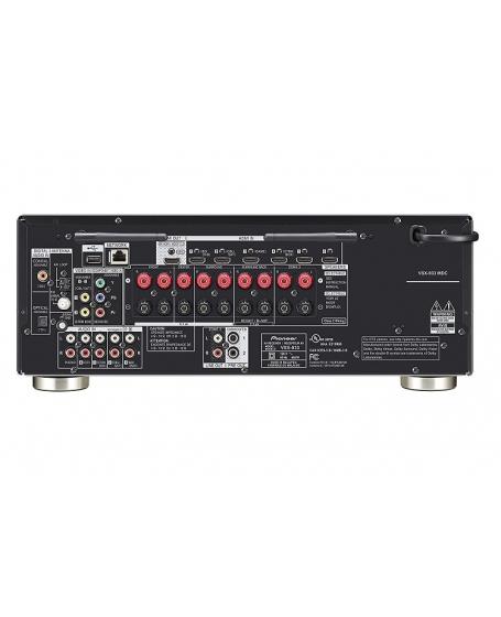 Pioneer VSX-933 7.2Ch Atmos Network AV Receiver ( DU )