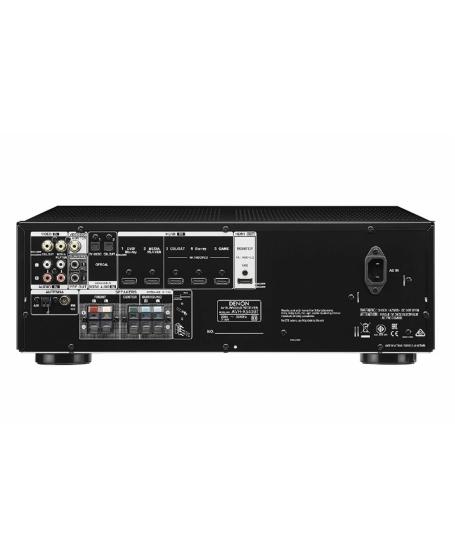 Denon AVR-X540BT 5.2CH AV Receiver ( PL )