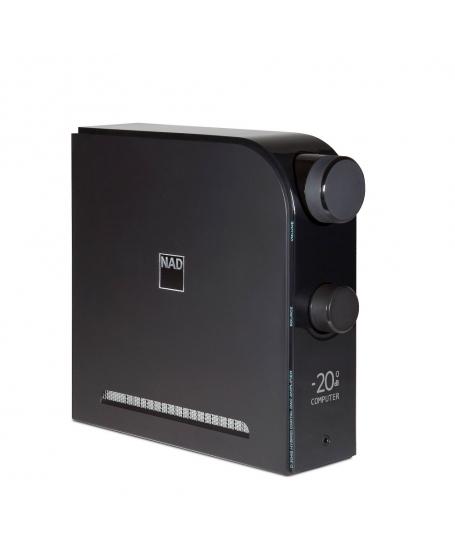 NAD D3045 Hybrid Digital DAC Amplifier