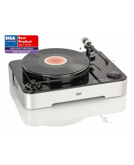 ELAC Miracord 90 Anniversary Turntable Made In Germany