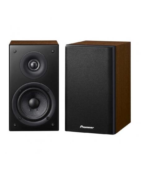 Pioneer S-CN301 Bookshelf Speaker ( DU )