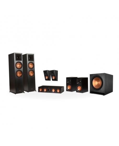 Klipsch RP-8000F 7.1 Speaker Package