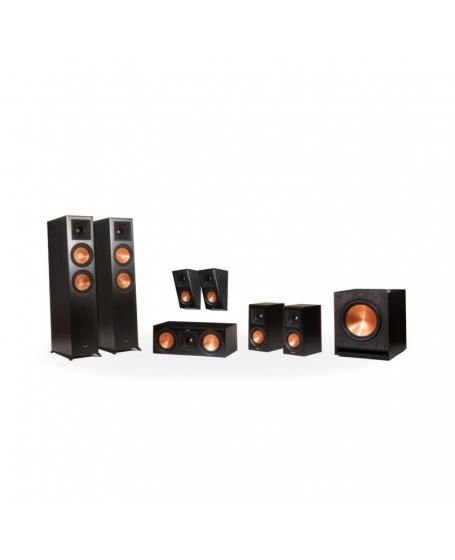 Klipsch RP-6000F 7.1 Speaker Package