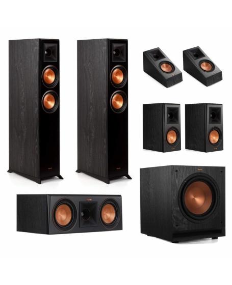 Klipsch RP-5000F 7.1 Speaker Package