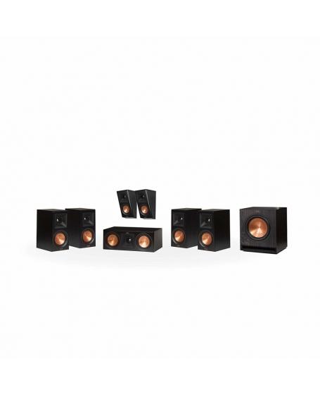 Klipsch RP-600M 7.1 Speaker Package
