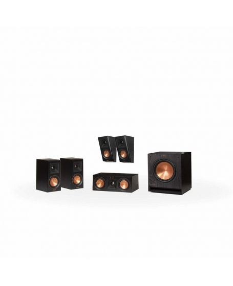 Klipsch RP-500M 5.1 Speaker Package