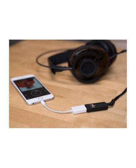 Audioquest DragonFly Black USB DAC/Headphone Amplifier