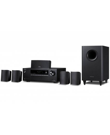 Onkyo HT-S3800 5.1Ch Home Cinema Speaker Package ( PL )