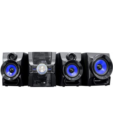 Pioneer X-RSM410DVH DVD Mini System for Club Sound