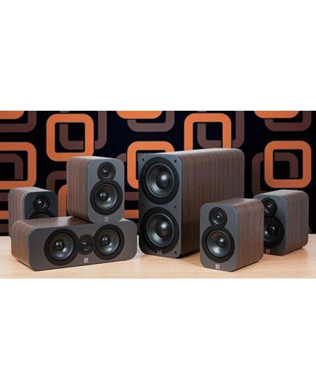 Q Acoustics 3000 5.1 Speaker Package