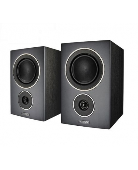 Mission LX-2+ Bookshelf Speakers