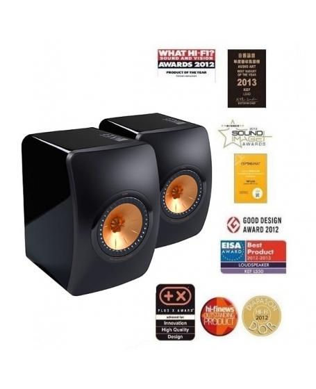 KEF LS50 Flagship Hi-Fi Speakers ( PL )