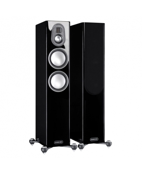 Monitor Audio Gold 200 5G Floorstanding Speakers.