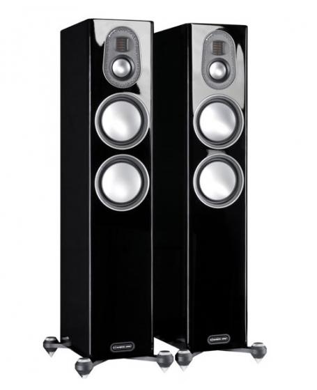 Monitor Audio Gold 200 5G Floorstanding Speakers.