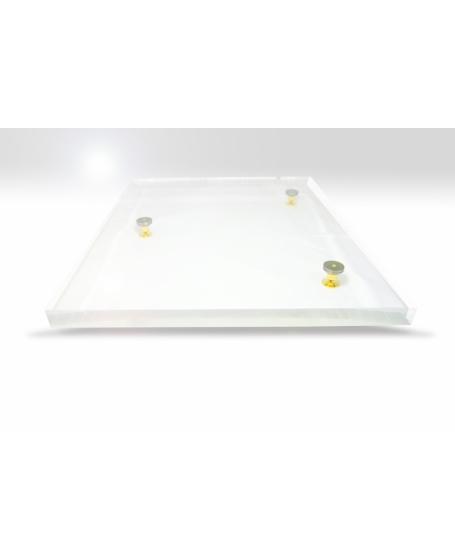 Acrylic Isolation & Leveling Platform