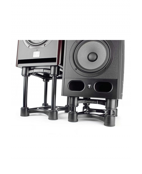 IsoAcoustics ISO-200 Isolation Speaker Stand (Pair)