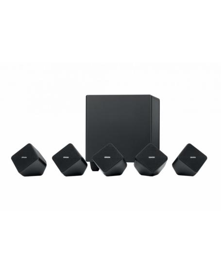 Denon SYS-2020 5.1 Speaker Package