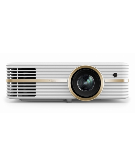 Optoma UHD51A Smart 4K Home Cinema Projector With 3D And Built In Media Player