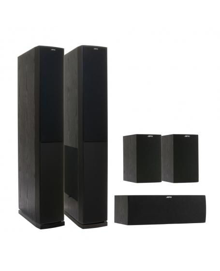 Jamo S628HCS 5.0 Speaker Package