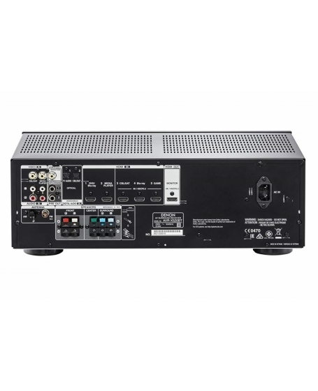 Denon AVR-X520BT 5.2CH AV Receiver With Bluetooth ( PL )