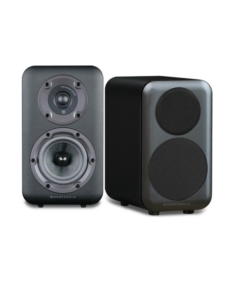 Wharfedale D320 Bookshelf Speakers