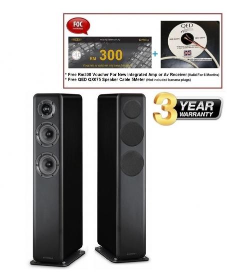Wharfedale D330 Floorstanding Speakers