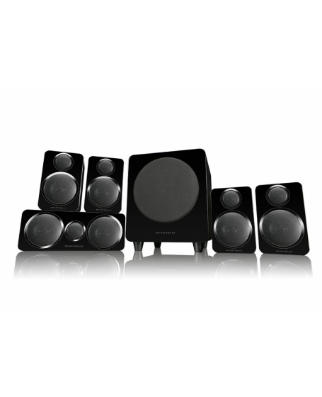 Wharfedale DX-2 HCP 5.1 Home Cinema Speaker Package