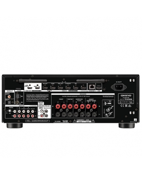 Onkyo TX-NR696 7.2-Ch Network AV Receiver