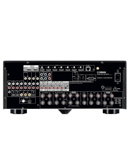 ( Z ) Yamaha RX-A2070 9.2Ch AVENTAGE Network AV Receiver ( PL ) - Sold Out 08/08/19
