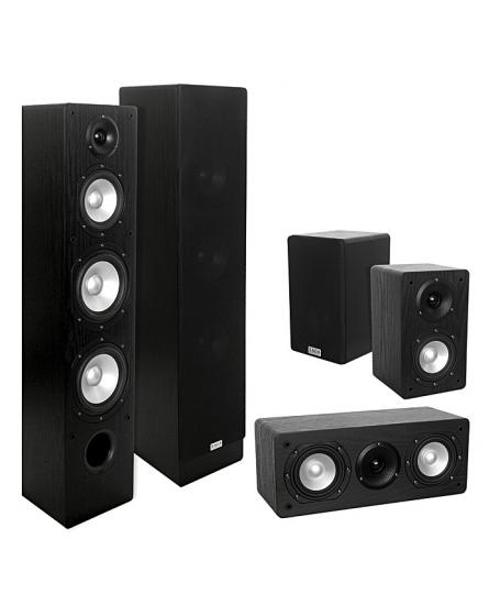 Taga Harmony TAV-406 V.2 5.0 Speaker Package