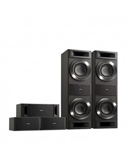 Pioneer S-RS88TB Todoroki 5.0 Speaker Package ( DU )