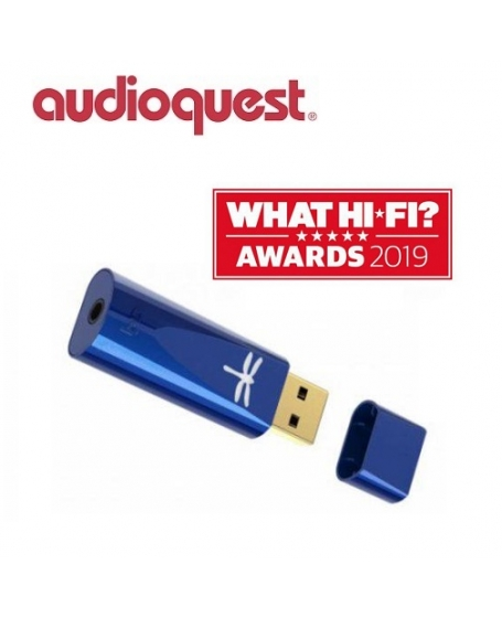 Audioquest DragonFly Cobalt USB DAC/Headphone Amplifier