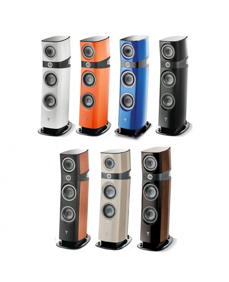 Focal Sopra N2 Floorstanding Speakers Made In France.